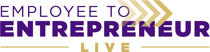Luisa Zhou Employee to Entrepreneur ETE sales page design