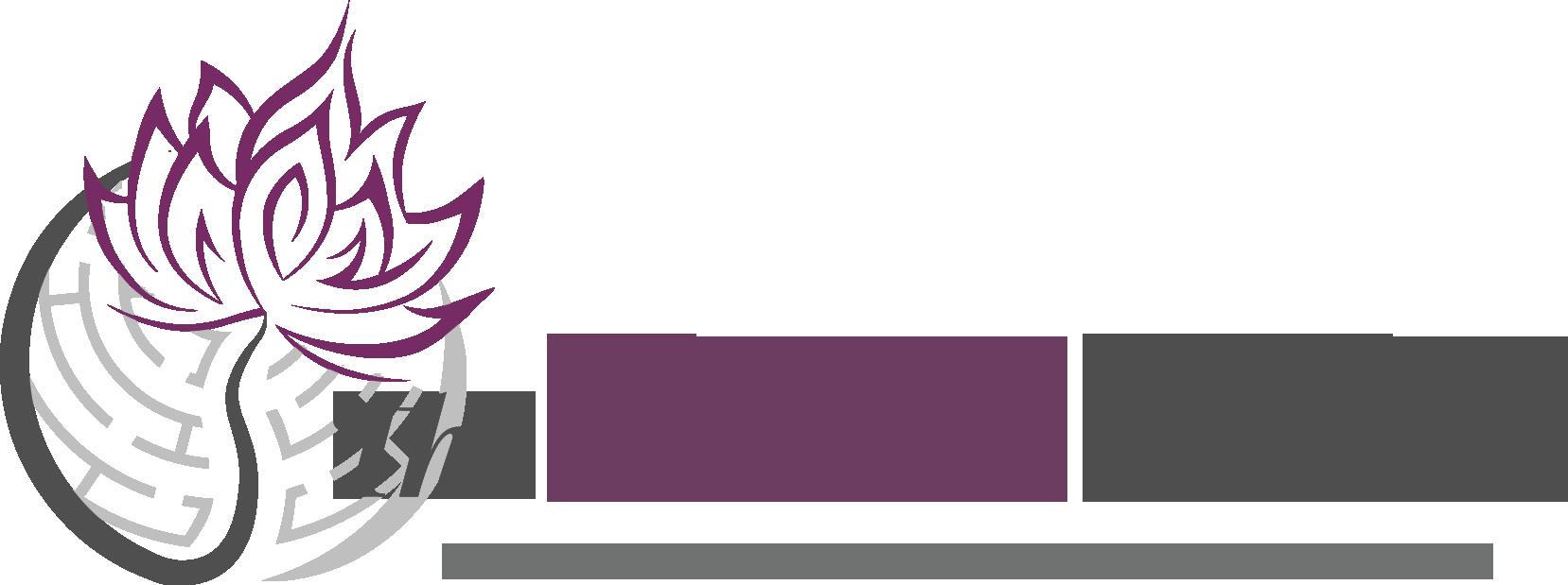 The Event Maze logo design